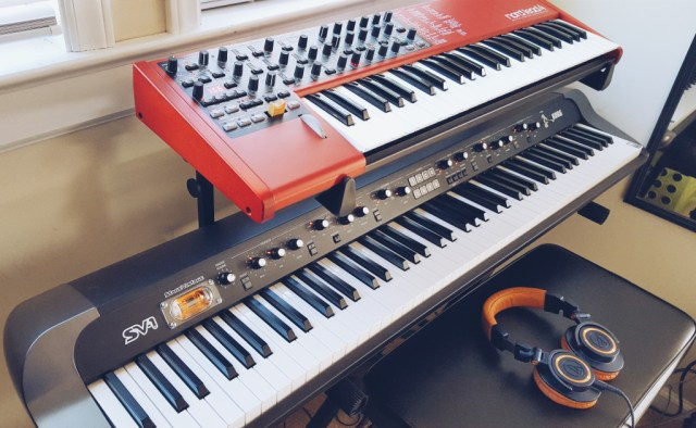 Nord and Korg SV1