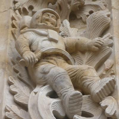 Salamanca Astronaut
