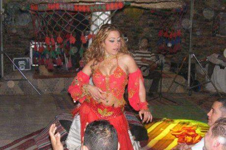 סדנת ריקודי בטן