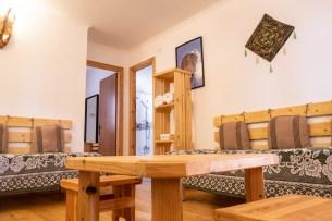 חדרי האבן סופיריור- סלון