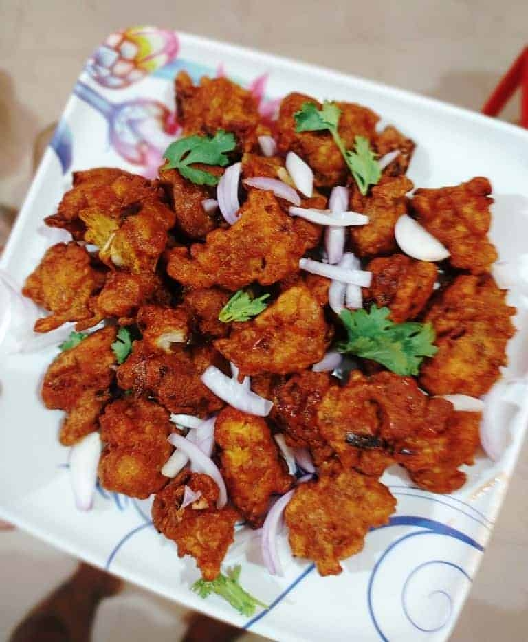 Tasty Chicken Pakoda