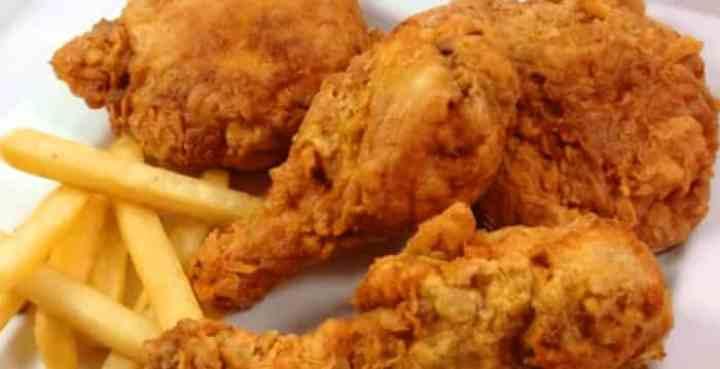 Instant pot pressure fried chicken recipe
