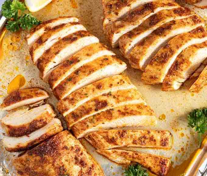 How many time take to make baking chicken