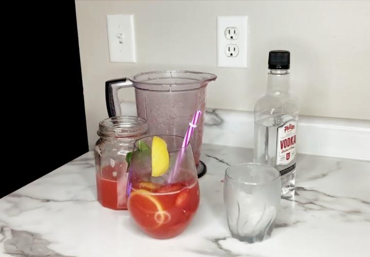 Easy jungle juice drink