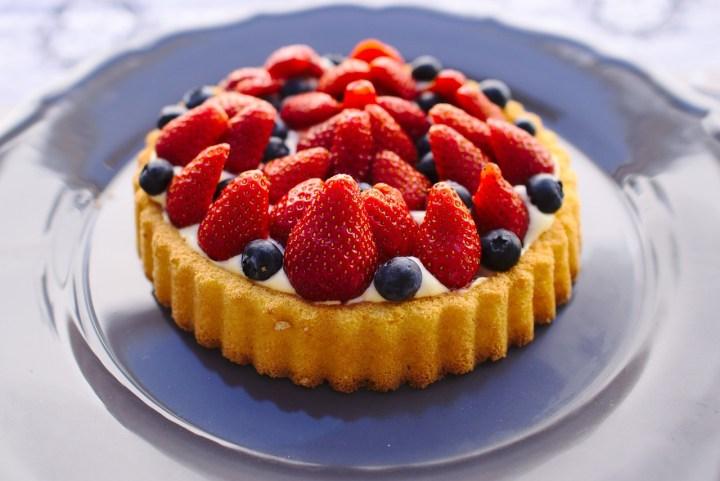 Fruit cake for diabetic patient