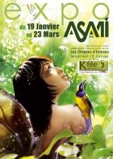 Exposition d'Asami Jess