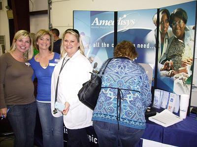 Amedisy's Home Health Services