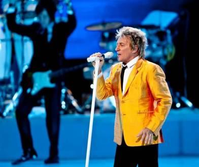 Rod Stewart at Caesars Palace 2012