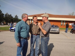 Stone County Judge Stacey Avey, Dana Woods and Bob Connell talk about the Folk Fest