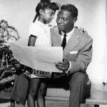 Happy Birthday to Nat King Cole born March 17th Tune in for music from Nat King Cole!