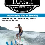 Join Timeless 106.1 KFFB at Surf The Bay Arkansas' Premier WaterSport Festival June 16th & 17th