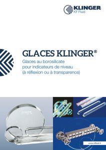 thumbnail of KLINGER INDICATEURS DE NIVEAU-catalogue