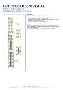 thumbnail of KLINGER INDICATEURS DE NIVEAU-fiche technique-accessoires 3