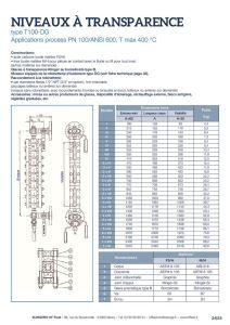thumbnail of KLINGER INDICATEURS DE NIVEAU-fiche technique-application process niveaux 12