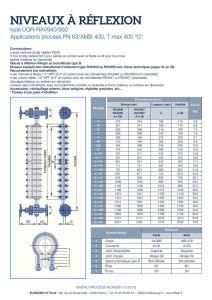 thumbnail of KLINGER INDICATEURS DE NIVEAU-fiche technique-application process niveaux 8