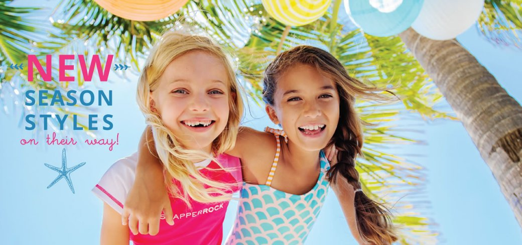 d78d675147905 For Kids: Snapper Rock UV50+ Children's Sun Protection Swimwear   K ...
