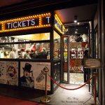 Tickets Bar
