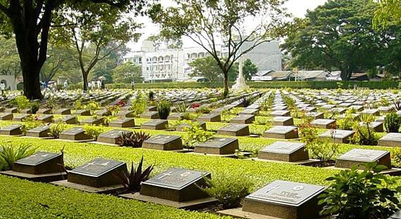 Chonk-Kai Cemetery