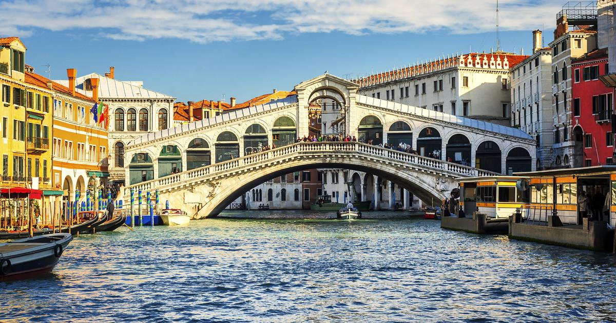 Image - Rialto Bridge Venice
