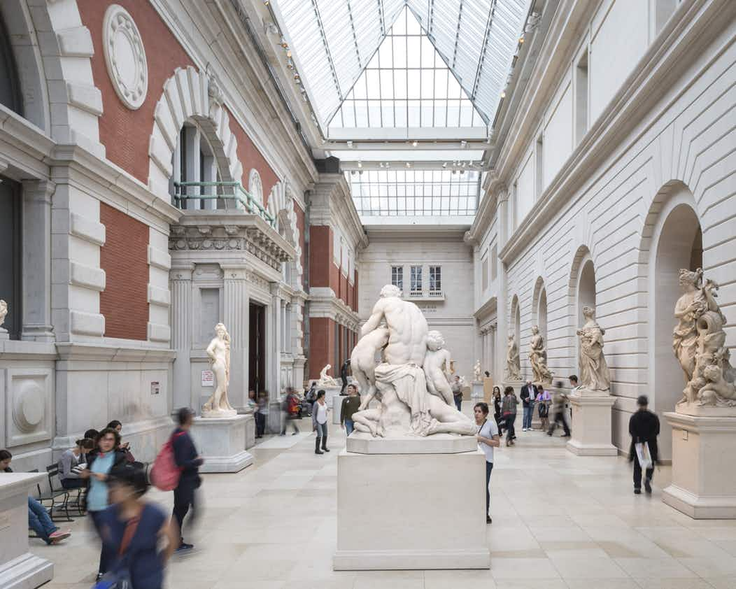 Metropolitan Museum of Art in New York City, United States