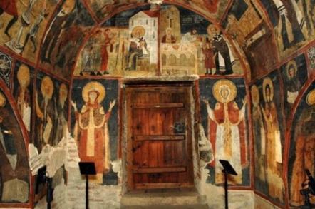 Boyana frescoes