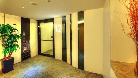 Lift-lobby-corridor