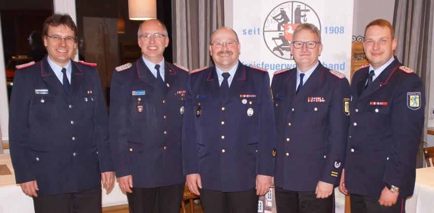 Geschäftsführender Vorstand des KFV Celle 2016 – 2020