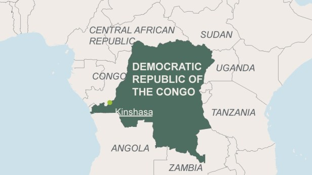Image result for Democratic Republic of the Congo