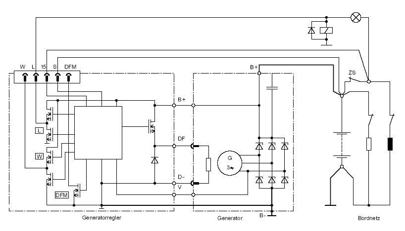 Valeo Alternator Wiring