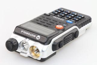 First Motorola to feature a flashlight!