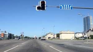 Pokyčiai vairuotojams: Minijos  gatvėje – nauji šviesoforai