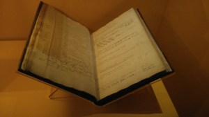 Common Catalogue on display