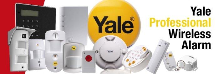 Yale Wireless Security System