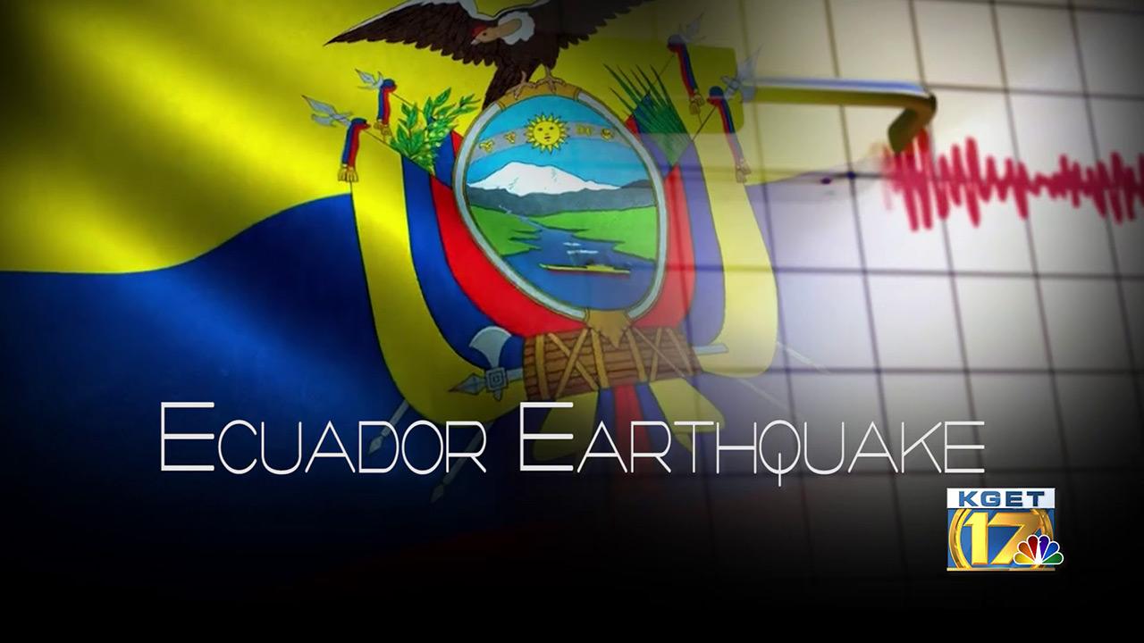 Ecuador Earthquake - Special Report