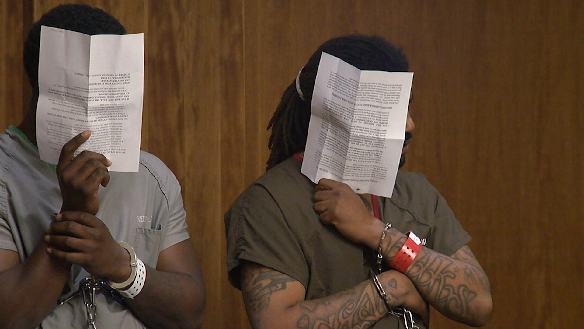 BREAKING: New warrants identify suspects in 5-year-old's murder