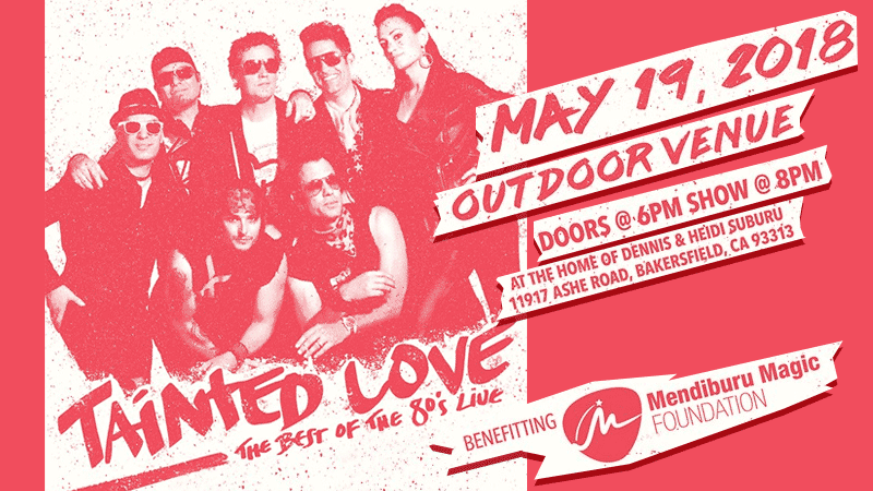Enter to win 2 tickets to see Tainted Love