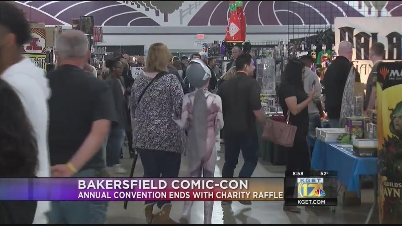 Bakersfield Comic Con