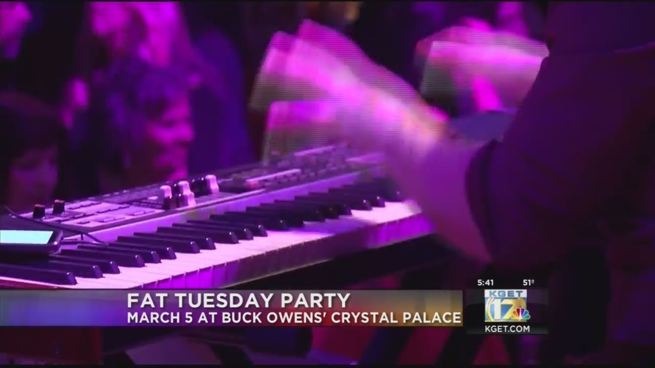 Buck Owens' Crystal Palace to host Fat Tuesday party