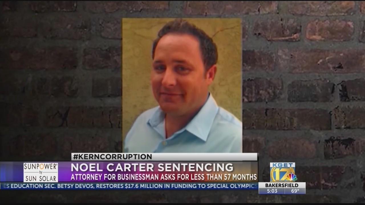 Businessman asks for lighter sentence in corruption case