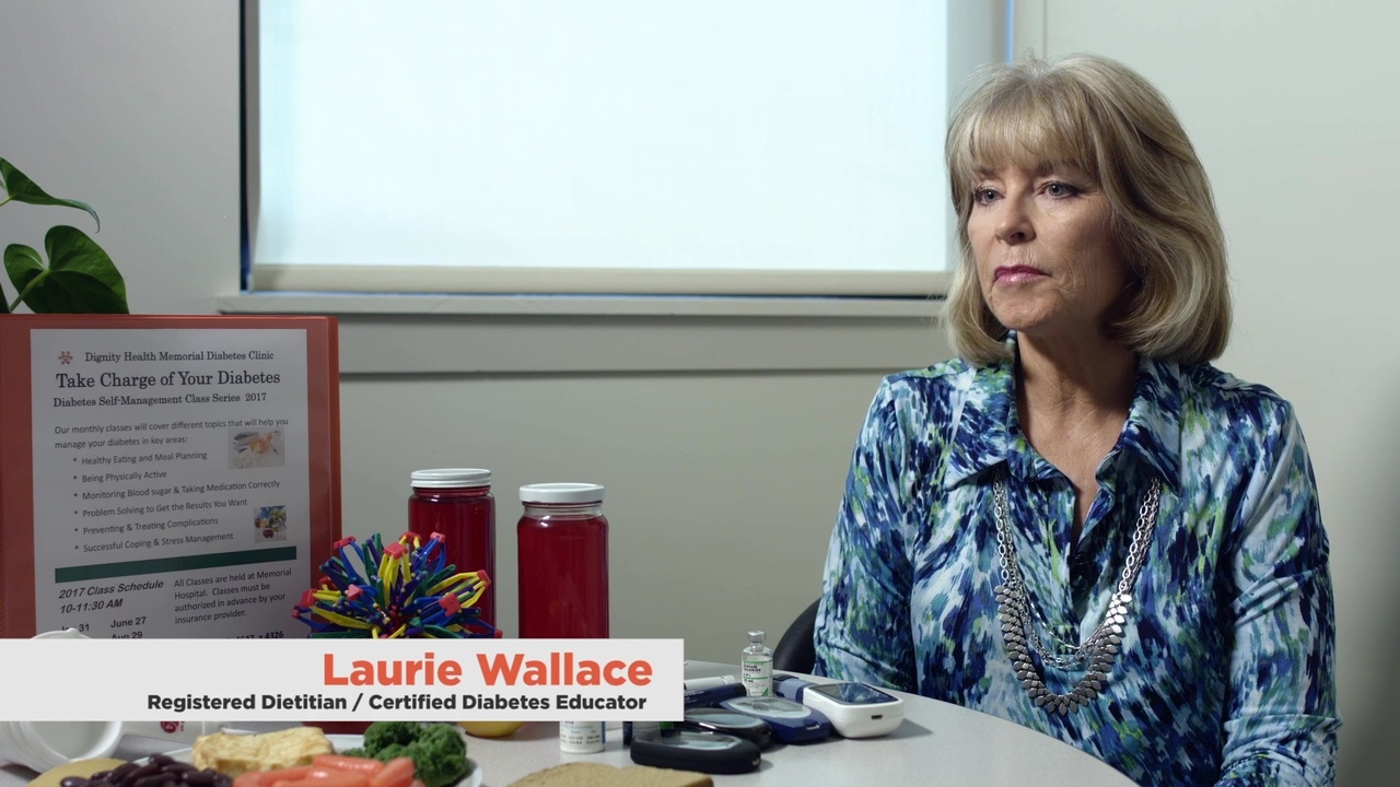Diabetes care from Dignity Health