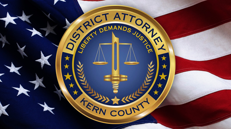 DA Kern County District Attorney's Office logo