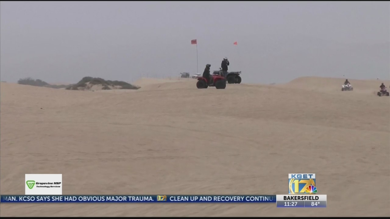 Deadly Crash occurred at Oceano Dunes after meeting