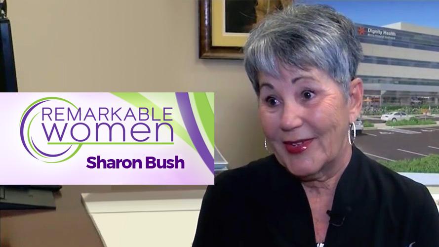Remarkable Women - Sharon Bush
