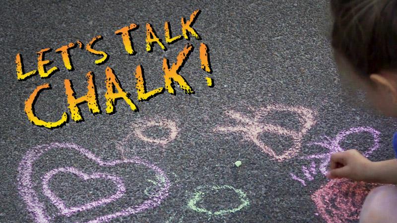 Let's Talk Chalk