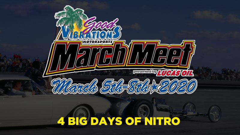 2020 March Meet
