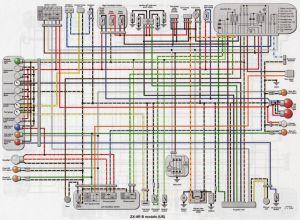 Honda Atc 250sx Wiring Diagram  Auto Electrical Wiring