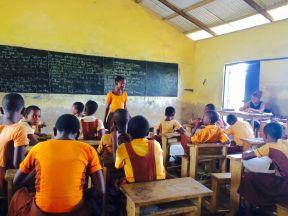 KOBLAS Primary classroom, 2017