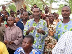 Kopeyia Borborbor group at celebration