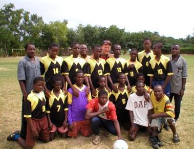 KOBLAS football team