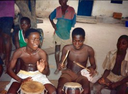 Atsu, Yao and Odartey